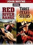Red River Range / Three Texas Steers