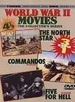 World War II Movies: The North Star / Commandos / Five for Hell