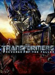 Transformers: Revenge of the Fallen (2009) Box Art
