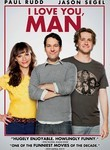 I Love You, Man (2008) Box Art