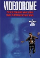 Rent Videodrome on DVD