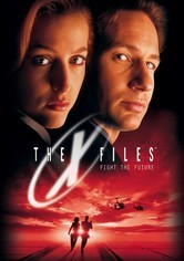 Rent The X-Files: Fight the Future on DVD