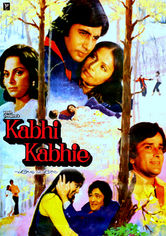 Rent Kabhi Kabhie on DVD