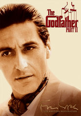 Rent The Godfather: Part II on DVD