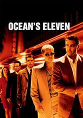 Rent Ocean's Eleven on DVD