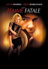 Rent Femme Fatale on DVD