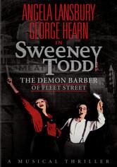 Rent Sweeney Todd: Demon Barber of Fleet Street on DVD