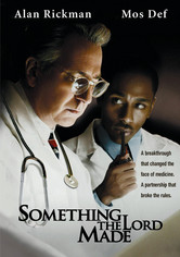 Rent Something the Lord Made on DVD