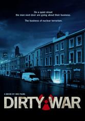 Rent Dirty War on DVD