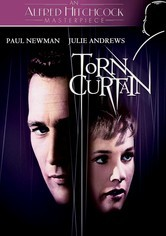 Rent Torn Curtain on DVD