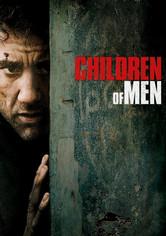 Rent Children of Men on DVD
