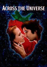 Rent Across the Universe on DVD