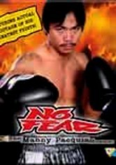 Rent No Fear: The Manny Pacquiao Story on DVD