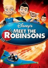 Rent Meet the Robinsons on DVD