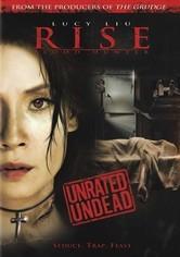 Rent Rise: Blood Hunter on DVD