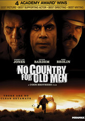 Rent No Country for Old Men on DVD