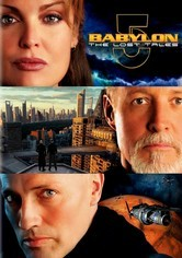 Rent Babylon 5: The Lost Tales on DVD