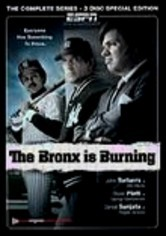 Rent The Bronx Is Burning on DVD