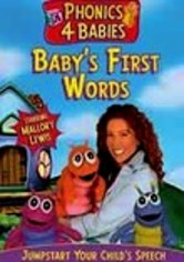 Rent Phonics 4 Babies: Baby's First Words on DVD