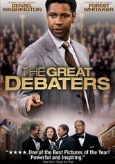 Rent The Great Debaters on DVD