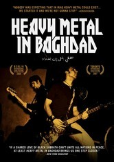 Rent Heavy Metal in Baghdad on DVD