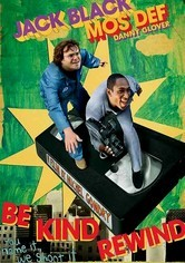 Rent Be Kind Rewind on DVD