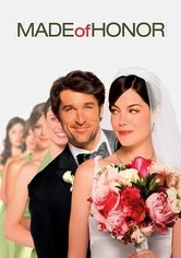 Rent Made of Honor on DVD