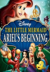 Rent The Little Mermaid: Ariel's Beginning on DVD