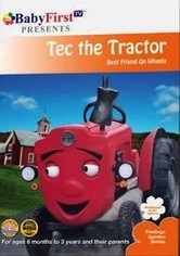 Rent BabyFirstTV: Tec the Tractor on DVD