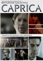 Rent Battlestar Galactica: Caprica on DVD