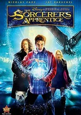 Rent The Sorcerer's Apprentice on DVD