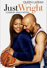 Rent Just Wright on DVD