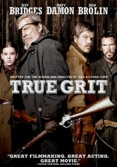 Rent True Grit on DVD
