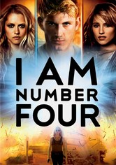 Rent I Am Number Four on DVD