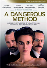 Rent A Dangerous Method on DVD