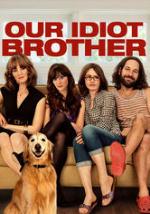 Rent Our Idiot Brother on DVD