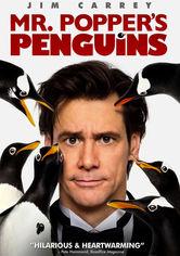 Rent Mr. Popper's Penguins on DVD