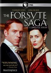 Rent The Forsyte Saga on DVD