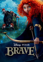 Rent Brave on DVD