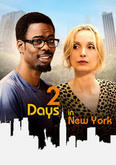 Rent 2 Days in New York on DVD