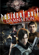Rent Resident Evil: Damnation on DVD