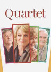 Rent Quartet on DVD