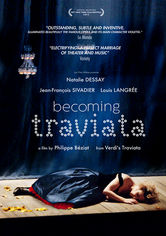 Rent Becoming Traviata on DVD