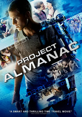 Rent Project Almanac on DVD