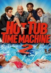 Rent Hot Tub Time Machine 2 on DVD