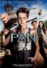 Rent Pan on DVD