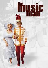 Rent The Music Man on DVD