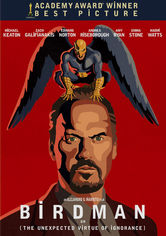 Rent Birdman on DVD