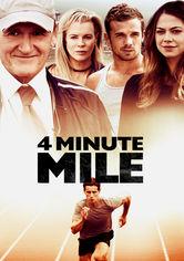 Rent 4 Minute Mile on DVD