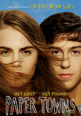 Rent Paper Towns on DVD